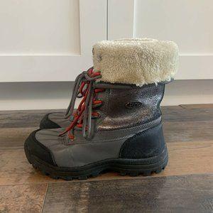Lugz Tambora Spark Faux Fur Lined Snow Boots